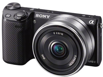 Cámara mirrorless Sony
