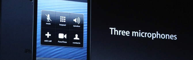 Keynote Apple del iPhone 5 en directo
