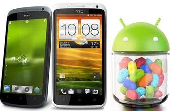 Smartphones HTC