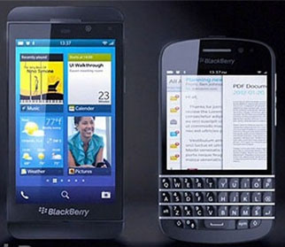 Telfonos BlackBerry