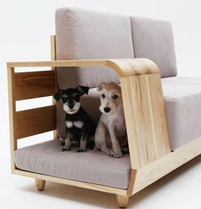 Sofá mascotas