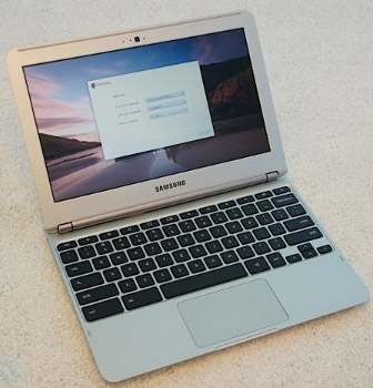 Google Chromebook