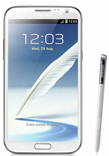 Phablet Samsung