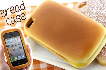 Cubierta iPhone 4S Bread