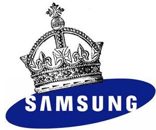 Samsung coronada