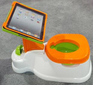 Retrete para iPad