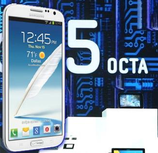 Galaxy Note + Exynos Octa