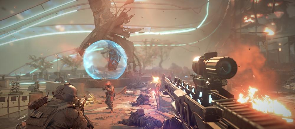 'Killzone: Shadow Fall' para PS4