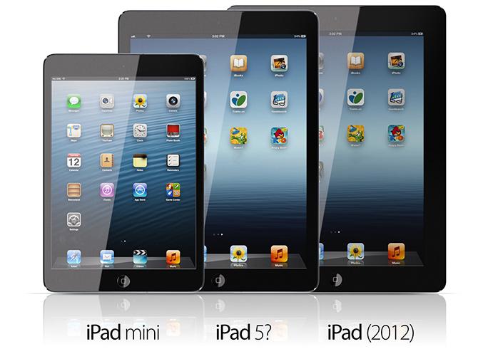 Concept del iPad 5