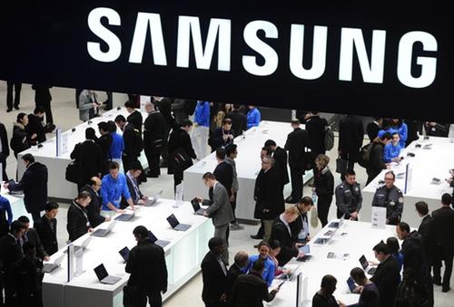 Stand de Samsung en el Mobile World Congress 2013