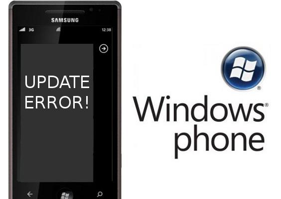Microsoft deberá solucionar los problemas de Windows Phone 7.8