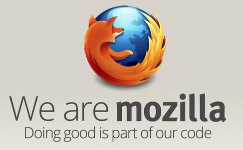 El buque insignia de Mozilla Firefox