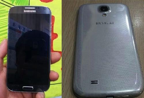 Samsung Galaxy GT-I9502, Carcasa del producto