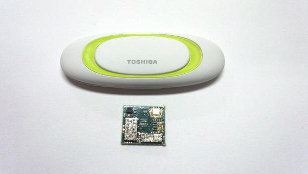 Toshiba Silmee y sus entrañas