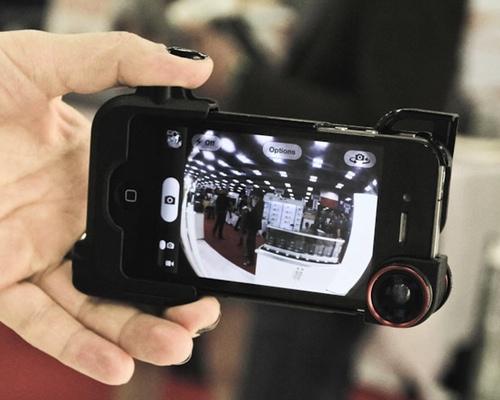Como ve nuestro iPhone a través de Olloclip