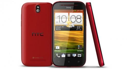 Vistazo rápido a HTC Desire P