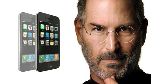 Steve Jobs podría haber diseñado dos iPhone más