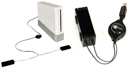 Sensor para el Wiimote