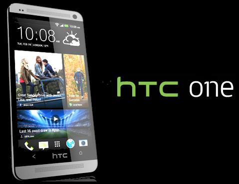 Mensaje oficial de la llegada del HTC One a España