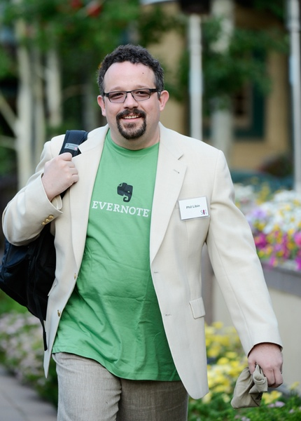 Phil Libin, CEO de Evernote