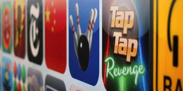 Iconos de varias apps