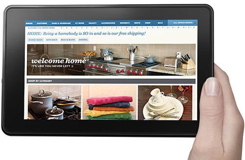Kindle Fire, destaca por ser una tableta de bajo coste