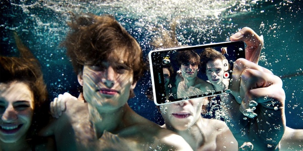 Graba vídeos subacuáticos en HD