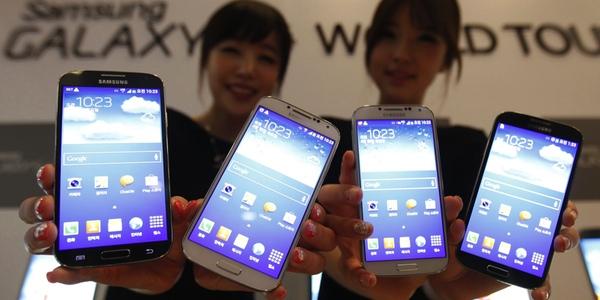 La compañía Samsung
