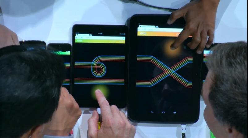 La demo más animada de la primera Key Note de Google I/O
