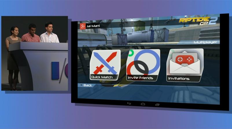 Play Games nos recuerda mucho al interfaz de Google+