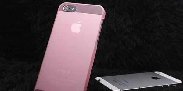 El iPhone 5s y el low cost de Apple llegarán en varios colores