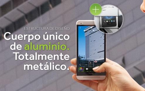 El diseño del smartphone es una de sus grandes bazas frente a otros teléfonos