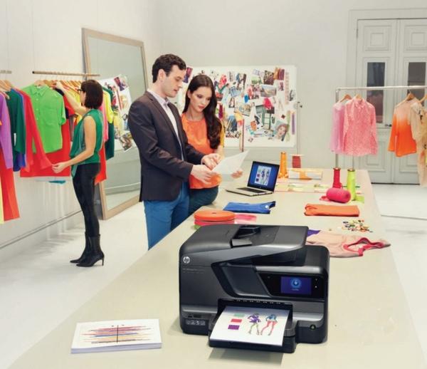 Hp Officejet Pro 8600 Plus La Impresora Que Imprime A