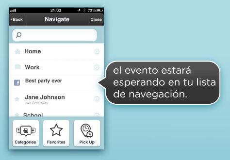 Captura del vídeo de presentación del nuevo Waze 3.7