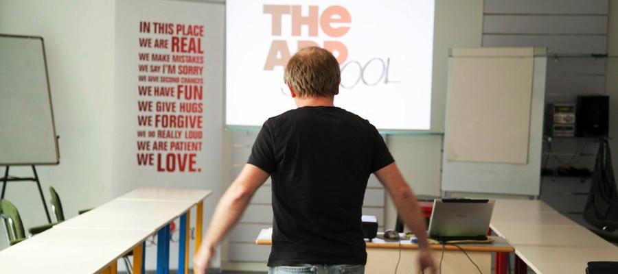 Carlos Goga, director de The App School, imparte el curso 'Entendiendo el Liderazgo Innovador en la escuela