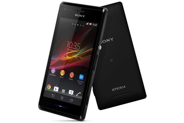 Sony presenta nuevo smartphone