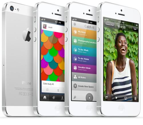 Sólo tiene un smartphone y se encuentra dentro de los primeros en venta de móviles