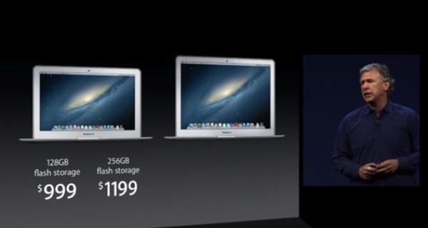 Philip Schiller ha ensalzado el nuevo MacbookAir