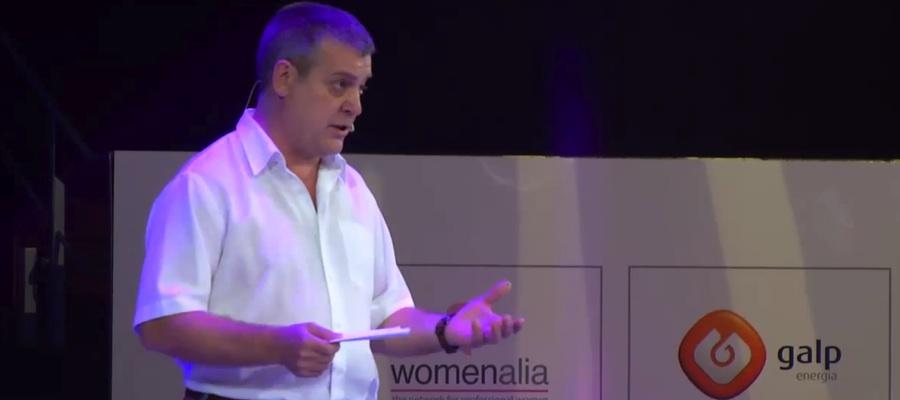 Ricardo Lop es todo un ejemplo de cambio y adaptación al mundo d e las nuevas tecnologías