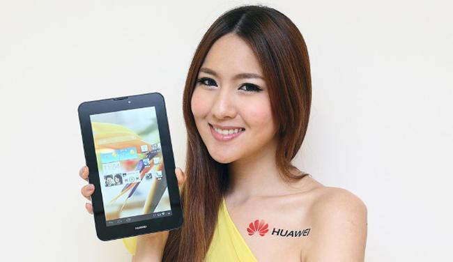 MediaPad 7 Vogue, ¿un tablet para llevarse a la oreja?