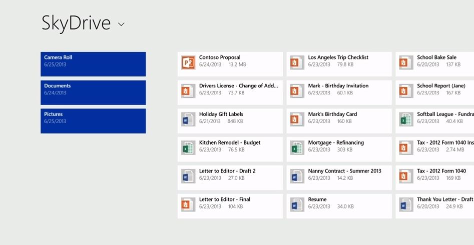 Directo: Conferencia de Microsoft Build 2013
