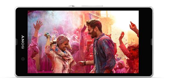 El último anuncio de Sony también se centra en su característica acuática