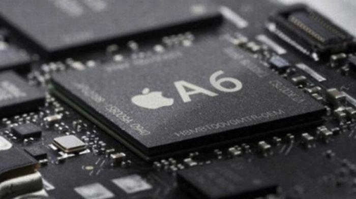 El procesador A6 es el que actualmente integra los iPhone 5