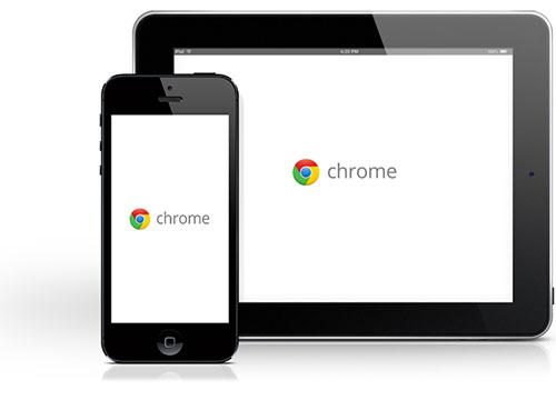 Chrome para iPad