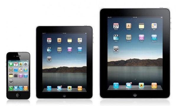 iPhone 5S y nuevo iPad