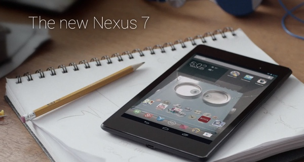 Android 4.3 vendrá integrado en el Nexus 7