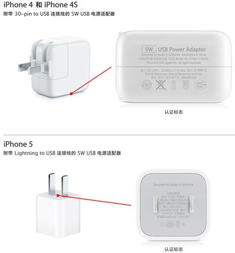 Diferencia entre un cargador de iPhone oficial y una copia sin garantías de seguridad