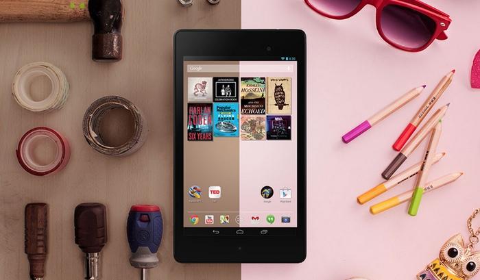 Nexus 7 de segunda generación