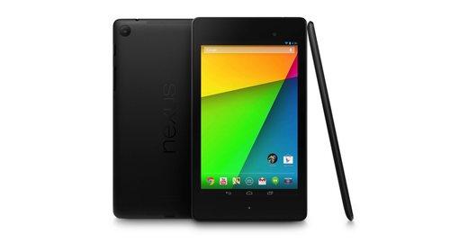 Google muestra su nueva Nexus 7