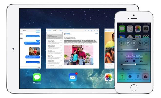 Así se ve el nuevo iOS 7